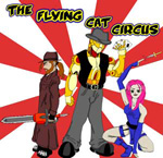 The Flying Cat Circus