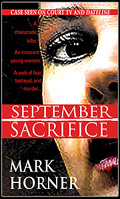 September Sacrifice Book Cover